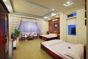 Gold Stars Hotel, Hotel  Long Hai - big - 3