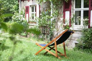 B&B Le Bois Dormant, Bed & Breakfast  Spa - big - 29