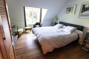 B&B Le Bois Dormant, Bed & Breakfast  Spa - big - 1