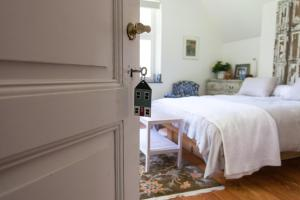 B&B Le Bois Dormant, Bed & Breakfast  Spa - big - 8