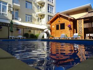 Гостевой дом Гранд вилла, Ольгинка