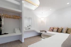 Spiros, Apartmanhotelek  Náxosz - big - 80