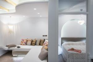 Spiros, Apartmanhotelek  Náxosz - big - 81