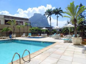 LinkHouse Beachfront Apart Hotel, Apartmanok  Rio de Janeiro - big - 129