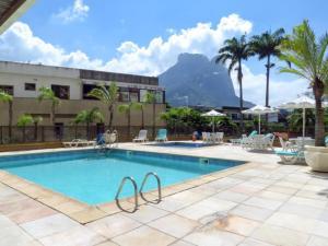 LinkHouse Beachfront Apart Hotel, Apartmanok  Rio de Janeiro - big - 130