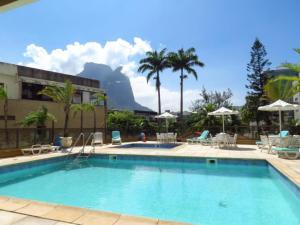 LinkHouse Beachfront Apart Hotel, Apartmanok  Rio de Janeiro - big - 131