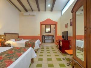 Hotel Luz en Yucatan, Hotel  Mérida - big - 28