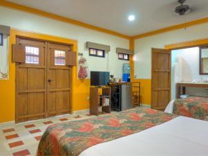 Hotel Luz en Yucatan, Hotel  Mérida - big - 69