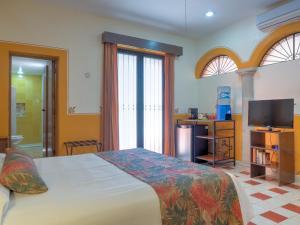 Hotel Luz en Yucatan, Hotel  Mérida - big - 84