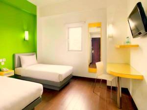 Двухместный номер «Смарт» с 2 отдельными кроватями