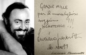 Luciano Pavarotti Suite