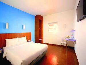 Двухместный номер Smart Hollywood с 1 кроватью