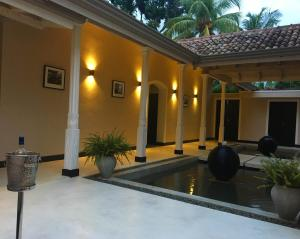 Tabula Rasa Villa, Hotels  Galle - big - 54
