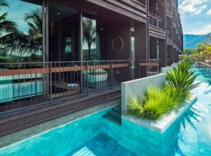 Saturdays Exclusive Apartment By Rents In Phuket, Ferienwohnungen  Rawai Beach - big - 53