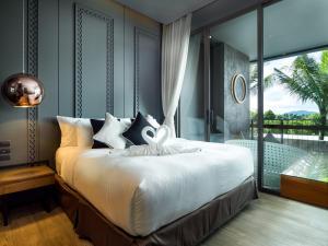 Saturdays Exclusive Apartment By Rents In Phuket, Ferienwohnungen  Rawai Beach - big - 54