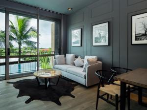 Saturdays Exclusive Apartment By Rents In Phuket, Ferienwohnungen  Rawai Beach - big - 58