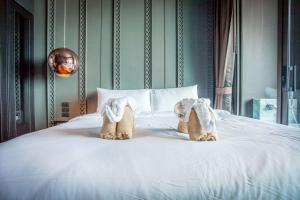 Saturdays Exclusive Apartment By Rents In Phuket, Ferienwohnungen  Rawai Beach - big - 73
