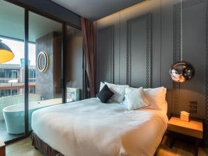 Saturdays Exclusive Apartment By Rents In Phuket, Ferienwohnungen  Rawai Beach - big - 80