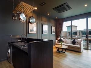 Saturdays Exclusive Apartment By Rents In Phuket, Ferienwohnungen  Rawai Beach - big - 81