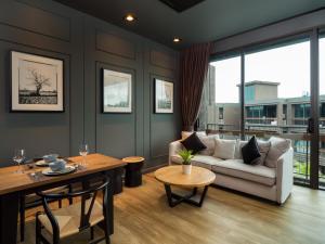 Saturdays Exclusive Apartment By Rents In Phuket, Ferienwohnungen  Rawai Beach - big - 87