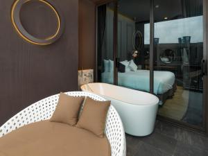 Saturdays Exclusive Apartment By Rents In Phuket, Ferienwohnungen  Rawai Beach - big - 88