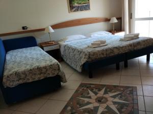 Hotel Verona, Hotely  Cesenatico - big - 14