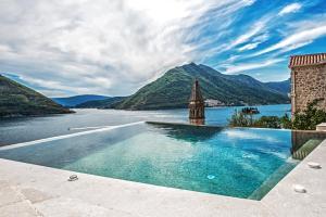 4 hviezdičkový hotel Monte Bay Retreat Perast Čierna Hora