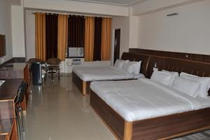 Hotel Singh Axis, Bed and Breakfasts  Udhampur - big - 7