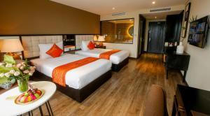 Sanouva Da Nang Hotel, Отели  Дананг - big - 20