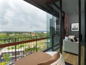 Saturdays Exclusive Apartment By Rents In Phuket, Ferienwohnungen  Rawai Beach - big - 91