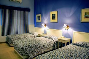 Hotel Bristol, Hotels  Asuncion - big - 4