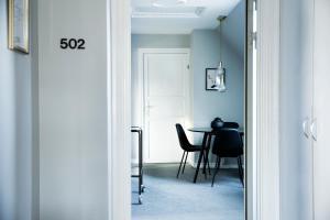 Skjalm Hvide Hotel, Hotely  Slangerup - big - 23