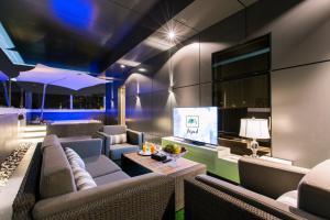 Aswar Hotel Suites Riyadh, Hotels  Riad - big - 9