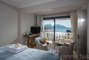 Pyrgos Blue, Aparthotels  Malia - big - 33