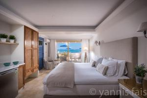 Pyrgos Blue, Aparthotels  Malia - big - 35