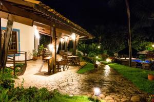 Hotel Tibau Lagoa, Отели  Тибау-ду-Сул - big - 43