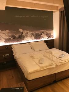 Dolomeet Boutique Hotel, Отели  Пинцоло - big - 19