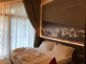 Dolomeet Boutique Hotel, Отели  Пинцоло - big - 32