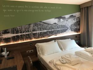 Dolomeet Boutique Hotel, Отели  Пинцоло - big - 29
