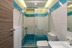 Blue Oyster Villas, Виллы  Платанес - big - 15