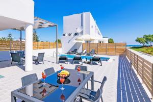 Blue Oyster Villas, Villas  Platanes - big - 23