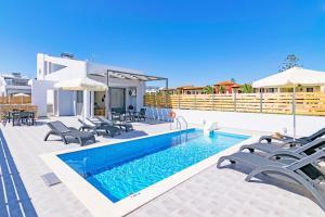 Blue Oyster Villas, Villas  Platanes - big - 26