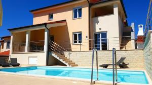 Villas Simag, Villen  Banjole - big - 64