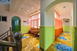 Zhaoxiahong Art hotel, Проживание в семье  Wujiaqiao - big - 196