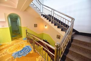 Zhaoxiahong Art hotel, Проживание в семье  Wujiaqiao - big - 195