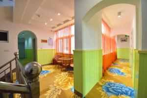 Zhaoxiahong Art hotel, Проживание в семье  Wujiaqiao - big - 194