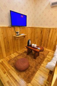 Zhaoxiahong Art hotel, Проживание в семье  Wujiaqiao - big - 188