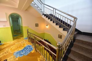 Zhaoxiahong Art hotel, Проживание в семье  Wujiaqiao - big - 172