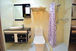 Zhaoxiahong Art hotel, Проживание в семье  Wujiaqiao - big - 167