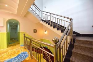 Zhaoxiahong Art hotel, Проживание в семье  Wujiaqiao - big - 165
